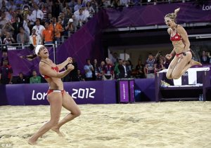 Misty May Treanor & Kerry Walsh win 3rd Gold